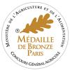 label Concours Général Agricole - Médaille de bronze