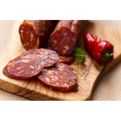 Chorizo sec +/- 0.260g