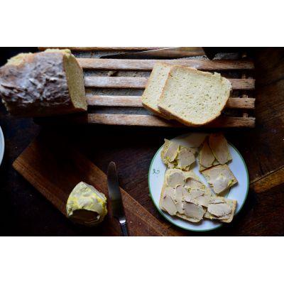 Foie gras entier au naturel