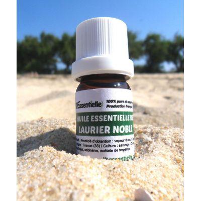 Huile essentielle de laurier noble bio 5ml