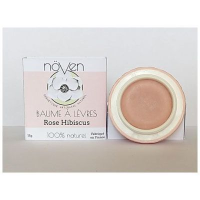 Baume à Lèvres - Rose Hibiscus - 15g