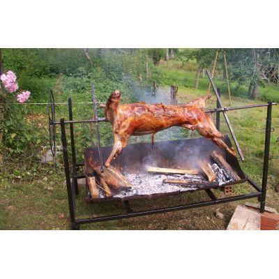 """Viande d'Agneau de plein air - Agneau Entier en Carcasse, non découpé (16-20kg) - Colis """"Méchoui"""""""