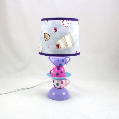 Abat Imprimé Dinette Jour Enfant 001 Chevet Lampe Gâteaux K3TJu1clF