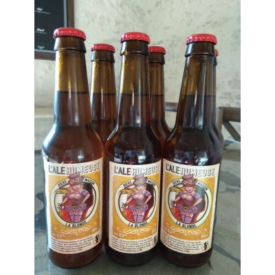 Bière blonde x24