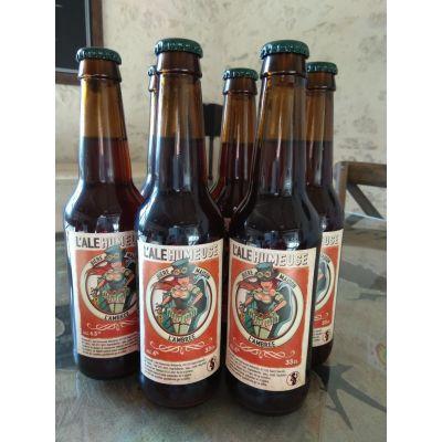 Bière ambrée x24