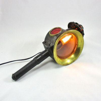 Lampe d'ambiance lanterne de fiacre