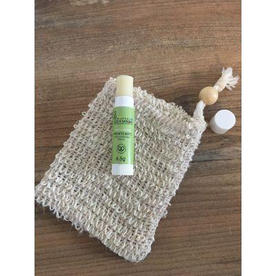 baume lèvres - printemps - huile d'amande douce