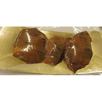 Filets de pigeonneau fumés (100gr minimum)