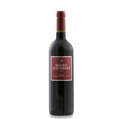 Mauro Guicheney - Rouge   2017 AB carton de 6 bouteilles
