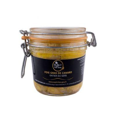 Foie Gras de canard du Gers 300 G