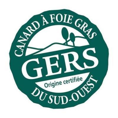 CONFIT DE CANARD DU GERS 2 CUISSES - 700 G