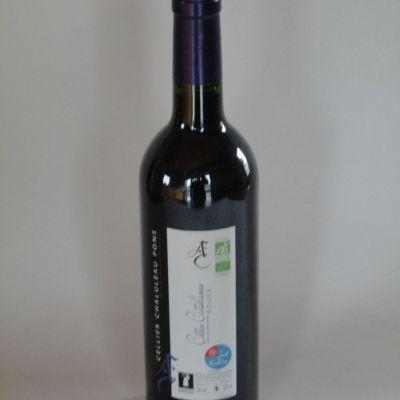 IGP Côtes Catalanes Rouge BIO
