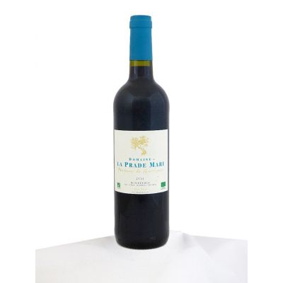 Parfum des Garrigues - vin rouge AOP Minervois - AB