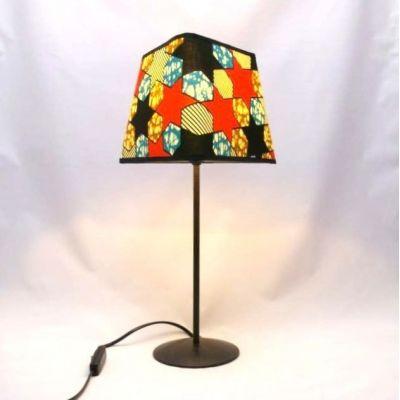 Lampe abat-jour triangulaire Wax @Rêve de Lampes