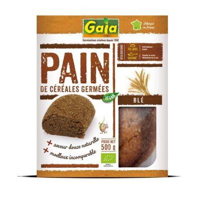 Pain de céréales germées Blé 500 g