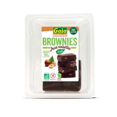 Brownies aux noisettes 160 g
