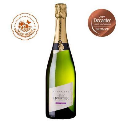 """Champagne """"Les 2 Muses"""" - Blanc de Noirs"""