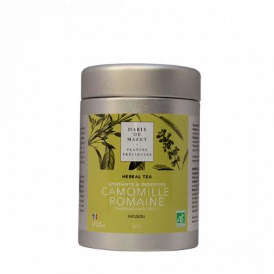 CAMOMILLE ROMAINE - BOITE METAL