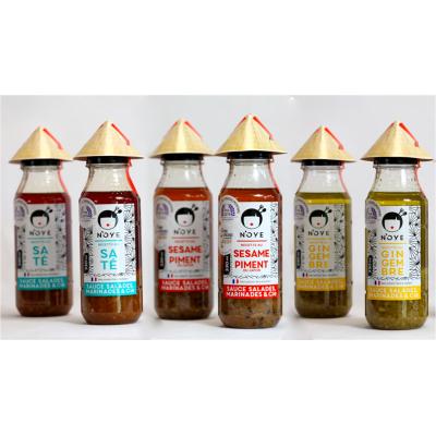 Coffret Familial N'oye (3x2 bouteilles)