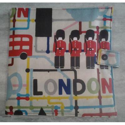 livre a colorier lavable LONDRE