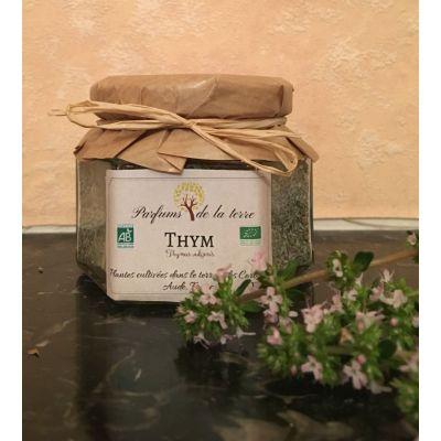 Aromates BIO Fleur de Thym 30g