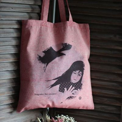 "tote bag ""Larguons les amarres"""