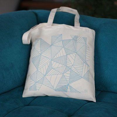 """tote bag """"GraphiK"""""""