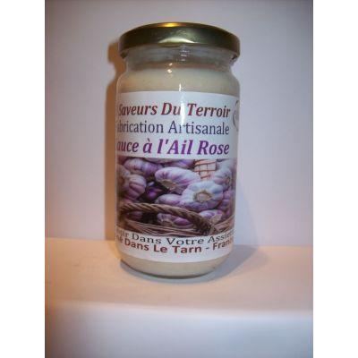 ASSORTIMENT 3 Sauces : ROQUEFORT-AIL ROSE-CEPES