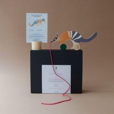 Coffret - Le numbat et sa fiche informative illustrée