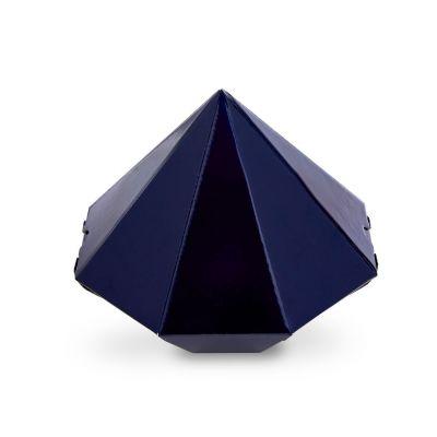 Le Précieux - Boîte cadeau diamant - M - Jaune dorée