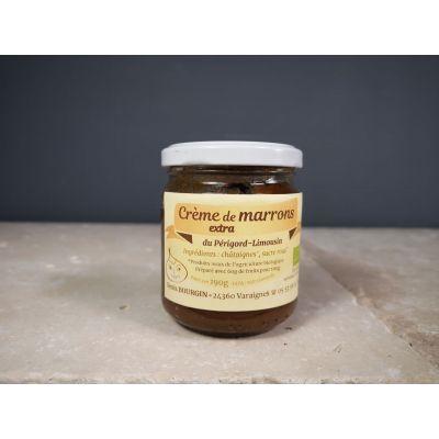 Crème de marrons 190 gr
