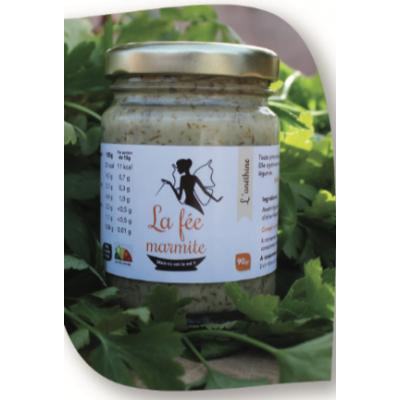 La sauce Anéthine très pauvre en sel