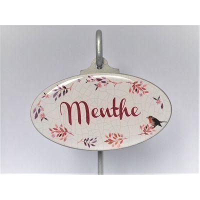 Menthe, thym, sauge
