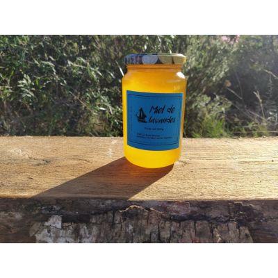Miel de lavandes - 500g liquide