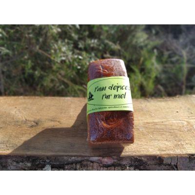 Pain d'épices pur miel traditionnel