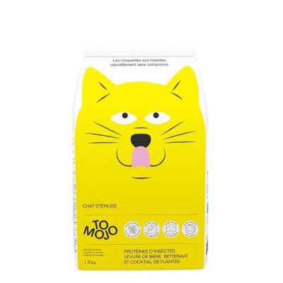 Tomojo croquettes Chat 1.5kg