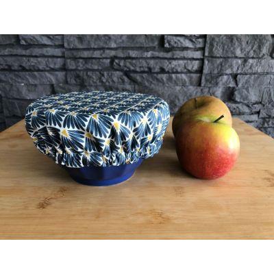CHARLOTTE ZÉRO DÉCHET - PETIT FORMAT - Ecailles bleues