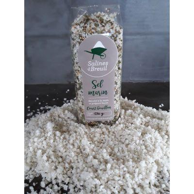 Gros sel aromatisé Court Bouillon