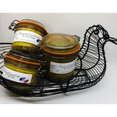 Foie gras de canard entier - 130g