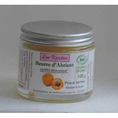 Beurre corporel d'Abricot