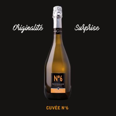 Champagne Cuvée N°6