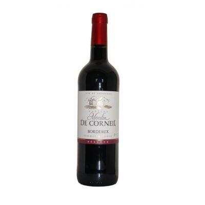 Réserve 2018 AOC Bordeaux rouge Carton de 6 bouteilles