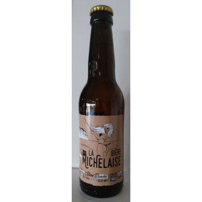 La Bière Michelaise Blanche