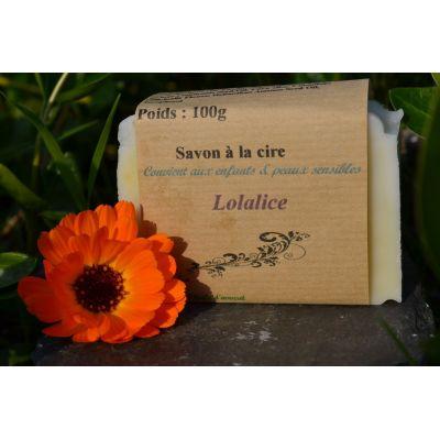Savon Lolalice 100g