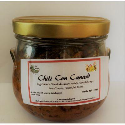 Chili con canard 720gr