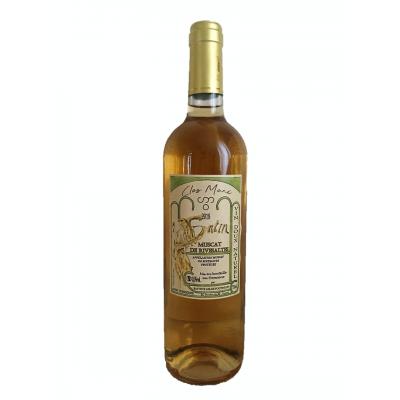 Vin doux AOP Muscat de Rivesaltes « Satin » 2018