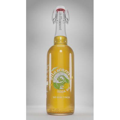 Soda Thé Noir Citron 75cl