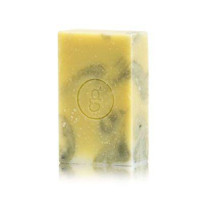 Savon au lait de brebis parfum lavande et argile verte
