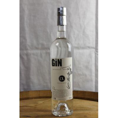 Gin artisanal d'Immortelle