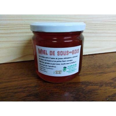 MIEL DE SOUS-BOIS 250 g